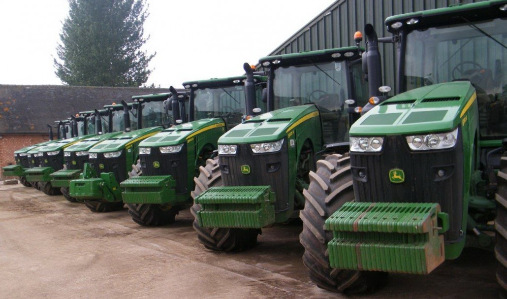 used tractors for sale  john deere  new holland