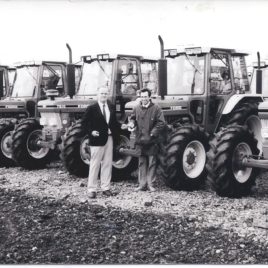 38 Ford Tractors -APH Ltd-including 15- TW25/35s