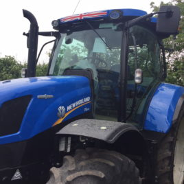 New Holland T6.150 – SOLD
