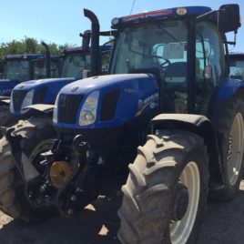 New Holland T6.150 – available end August