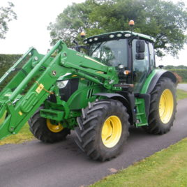 John Deere 6130R -Business CLOSED