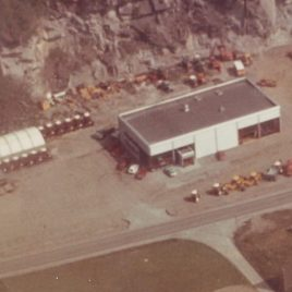 During the late 1970s we exported around 150 Tractors each year to Norway so with that success we set up our own Company in 7500 Stjordal Norway and later became main Importers for the Finnish tractor Valmet