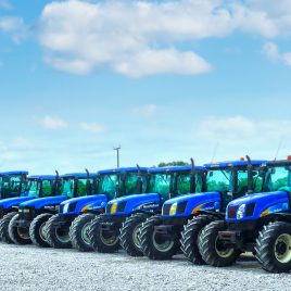 New Holland T7.270-SOLD
